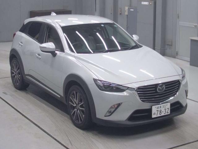 Import and buy MAZDA CX-3 2016 from Japan to Nairobi, Kenya