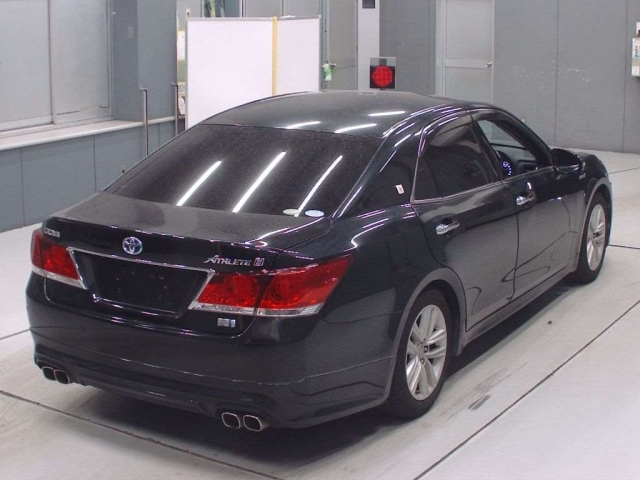 Import and buy TOYOTA CROWN 2014 from Japan to Nairobi, Kenya