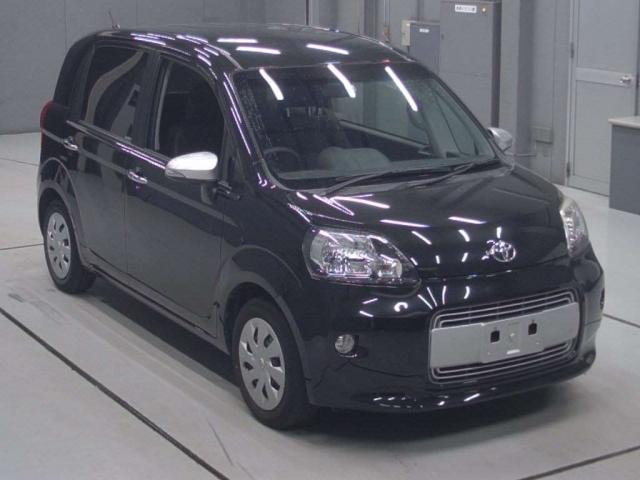 Import and buy TOYOTA PORTE 2014 from Japan to Nairobi, Kenya