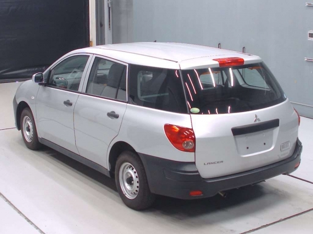 Import and buy MITSUBISHI LANCER VAN 2017 from Japan to Nairobi, Kenya
