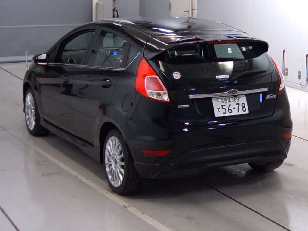 Import and buy FORD FIESTA 2015 from Japan to Nairobi, Kenya