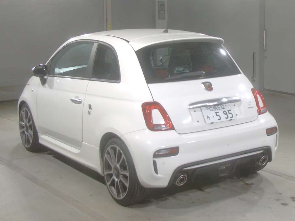 Import and buy FIAT OTHER 2018 from Japan to Nairobi, Kenya