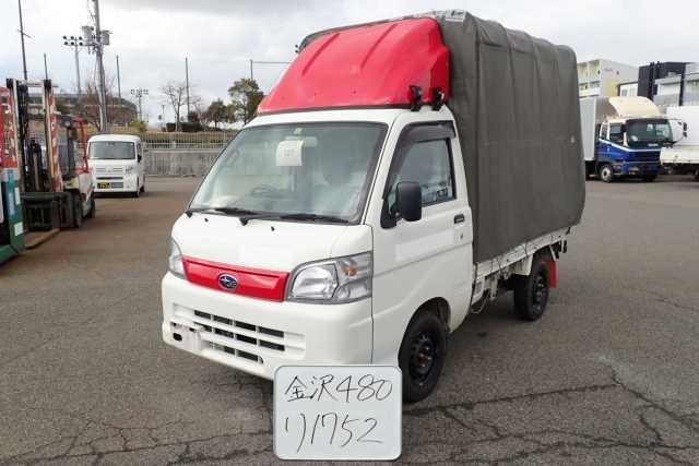 Import and buy SUBARU SAMBAR 2014 from Japan to Nairobi, Kenya