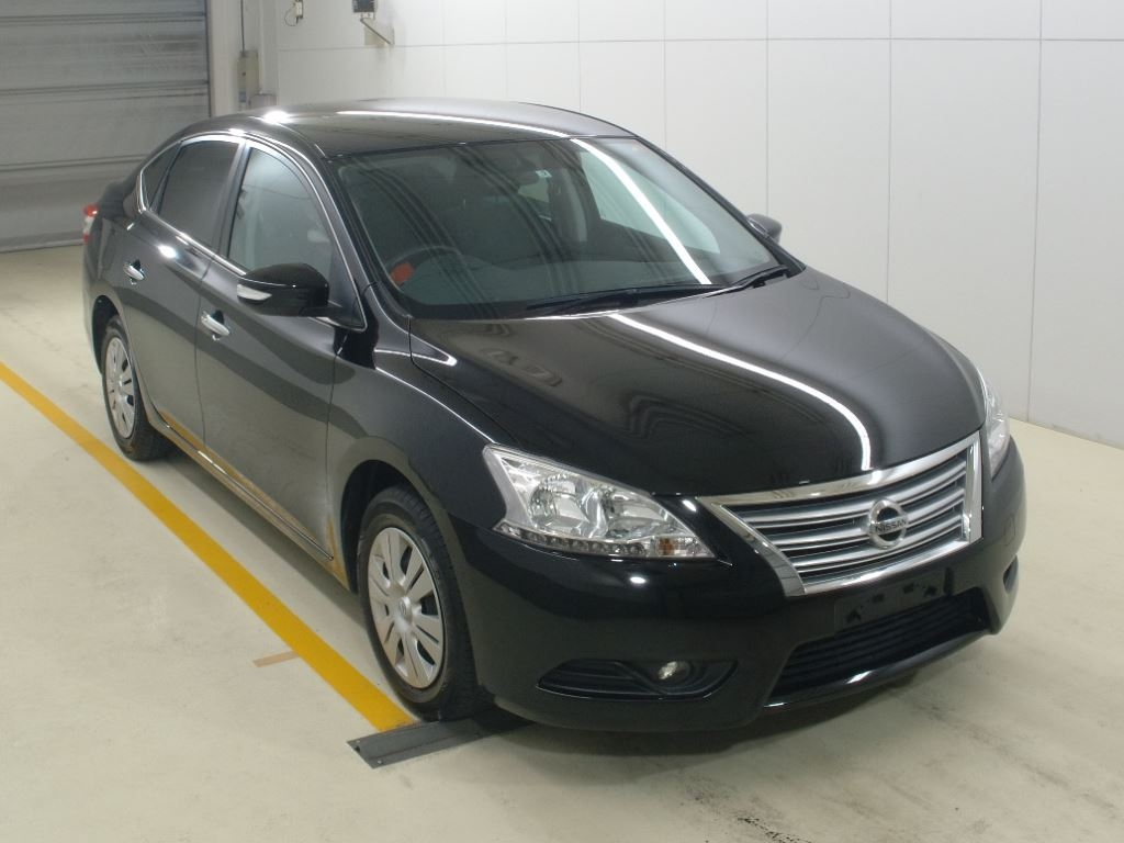 Import and buy NISSAN BLUEBIRD SYLPHY 2017 from Japan to Nairobi, Kenya