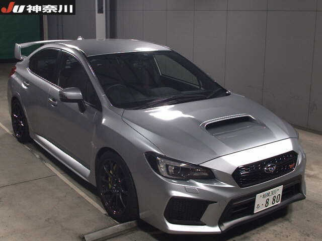 Import and buy SUBARU WRX STI 2019 from Japan to Nairobi, Kenya