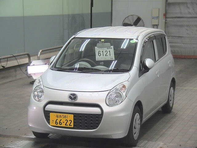 Import and buy MAZDA CAROL ECO 2014 from Japan to Nairobi, Kenya