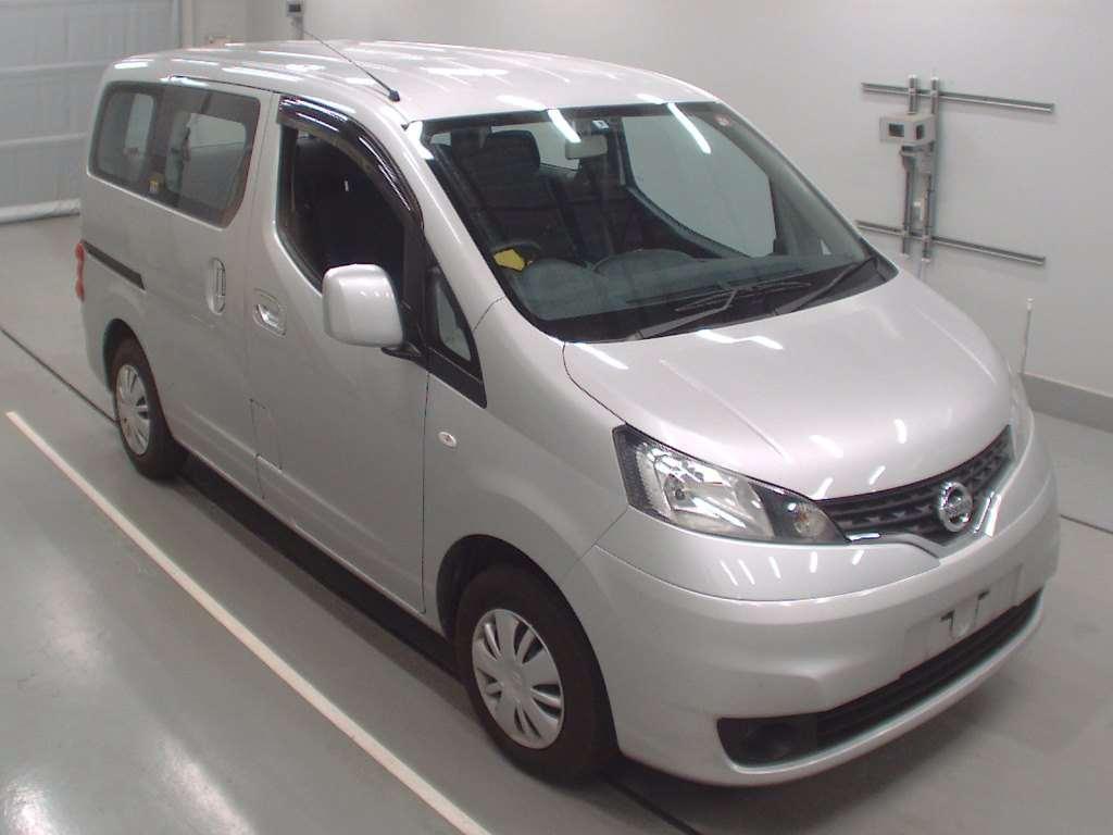 Import and buy NISSAN NV200 2013 from Japan to Nairobi, Kenya