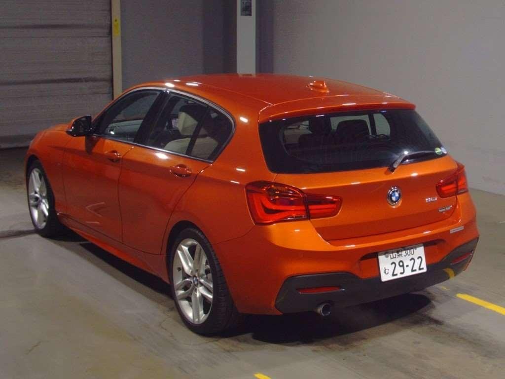 Import and buy BMW 1 SERIES 2015 from Japan to Nairobi, Kenya
