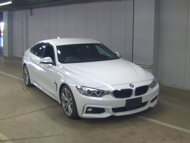 Import and buy BMW 4 SERIES 2015 from Japan to Nairobi, Kenya
