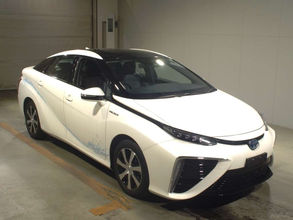 Import and buy TOYOTA MIRAI 2018 from Japan to Nairobi, Kenya