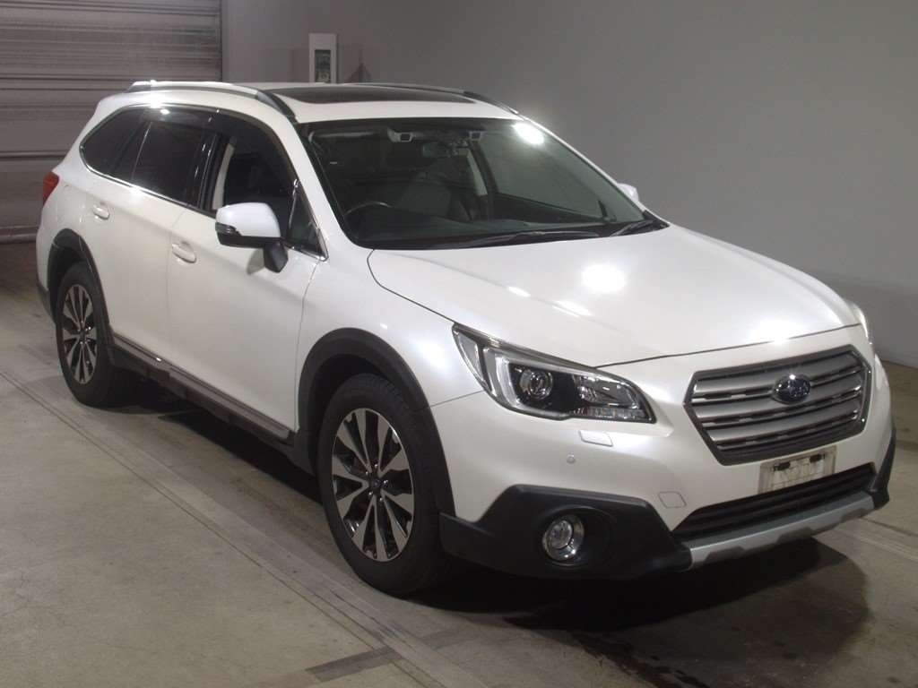 Import and buy SUBARU OUTBACK 2015 from Japan to Nairobi, Kenya