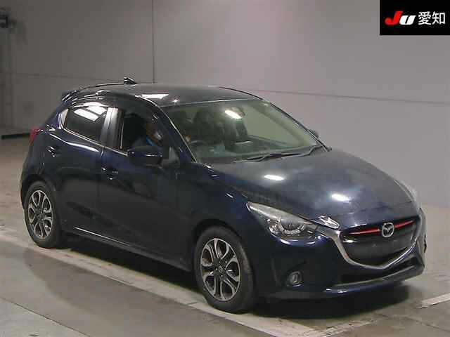 Import and buy MAZDA DEMIO 2016 from Japan to Nairobi, Kenya