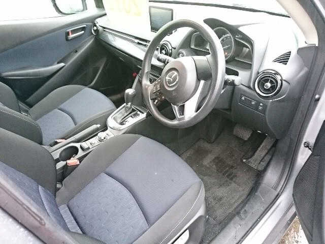 Import and buy MAZDA DEMIO 2015 from Japan to Nairobi, Kenya