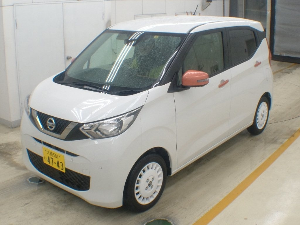 Import and buy NISSAN DAYZ 2019 from Japan to Nairobi, Kenya