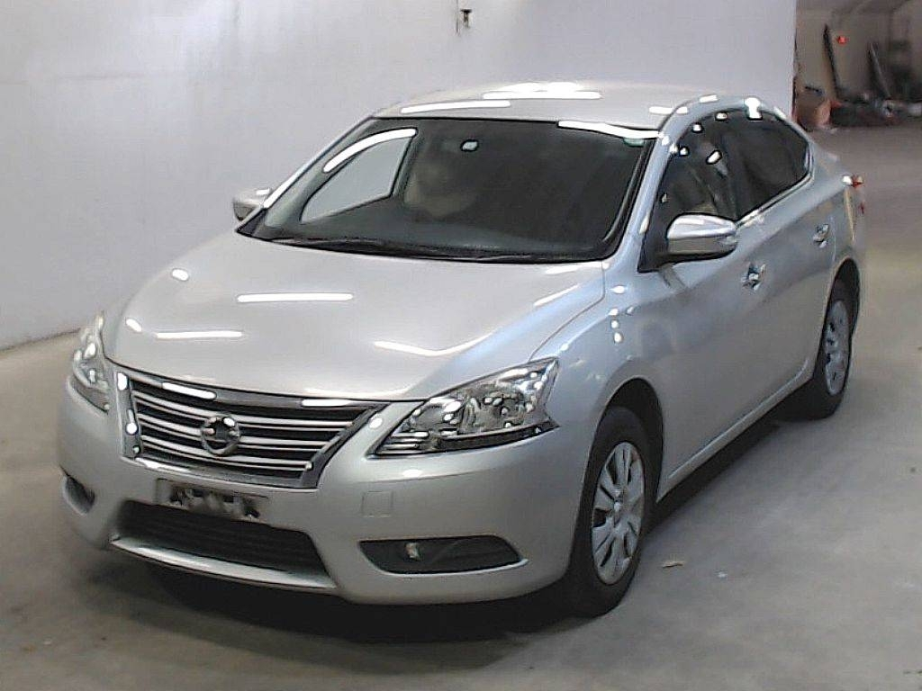 Import and buy NISSAN BLUEBIRD SYLPHY 2016 from Japan to Nairobi, Kenya