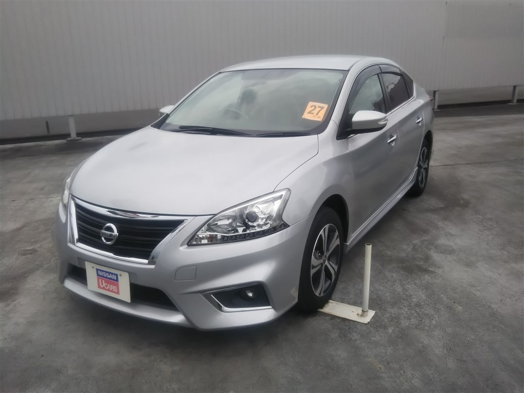 Import and buy NISSAN BLUEBIRD SYLPHY 2015 from Japan to Nairobi, Kenya