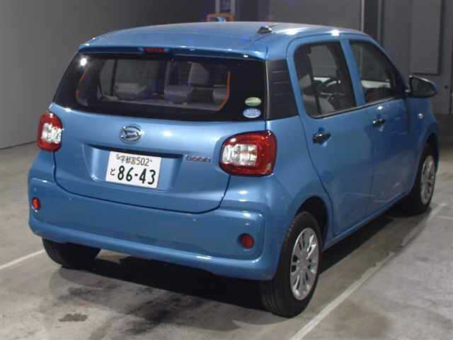 Import and buy DAIHATSU BOON 2018 from Japan to Nairobi, Kenya