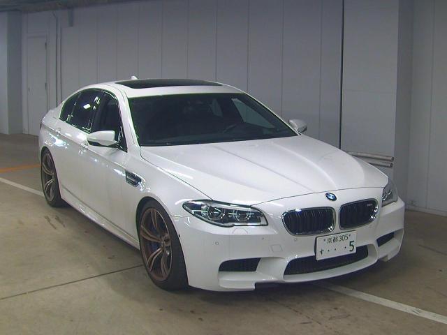 Import and buy BMW M5 2016 from Japan to Nairobi, Kenya