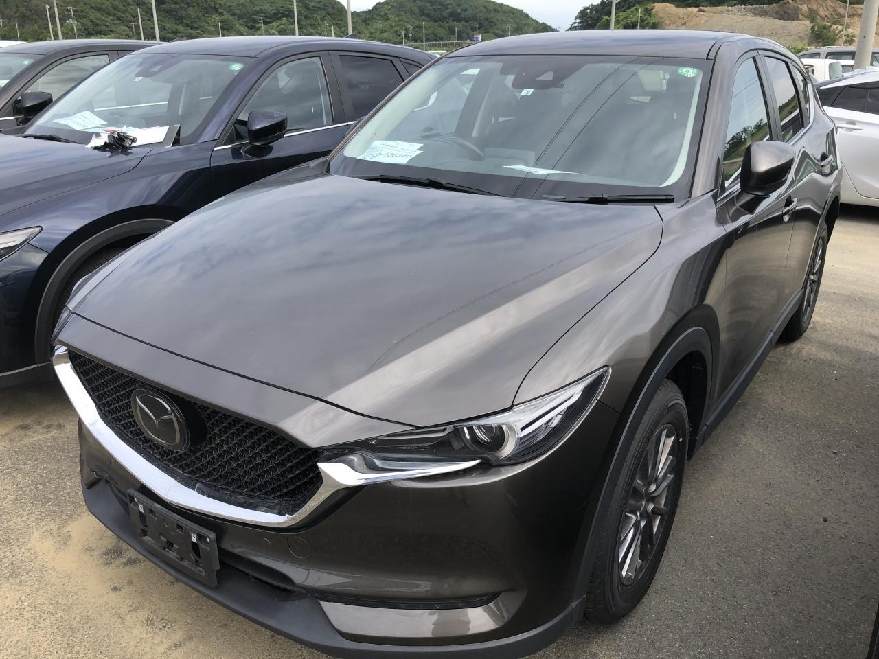 Import and buy MAZDA CX-5 2018 from Japan to Nairobi, Kenya