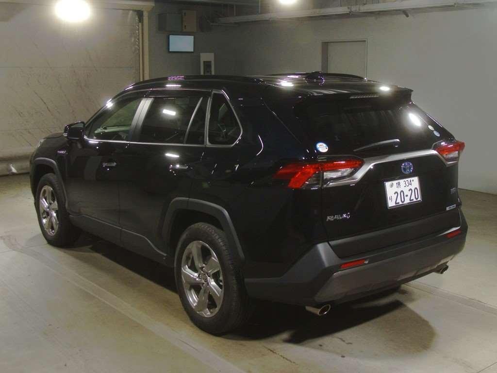 Import and buy TOYOTA RAV4 2020 from Japan to Nairobi, Kenya