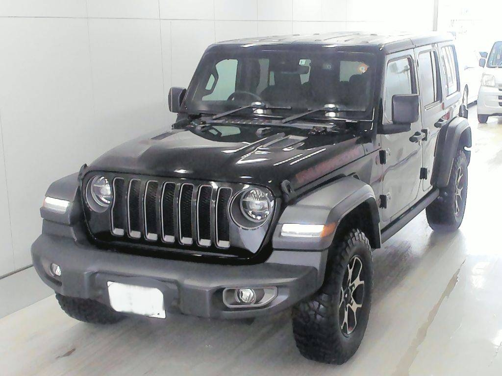 Import and buy JEEP WRANGLER UNLIMITED 2019 from Japan to Nairobi, Kenya