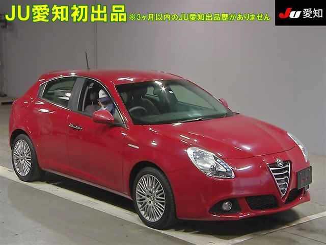 Import and buy ALFAROMEO GIULIETTA 2014 from Japan to Nairobi, Kenya