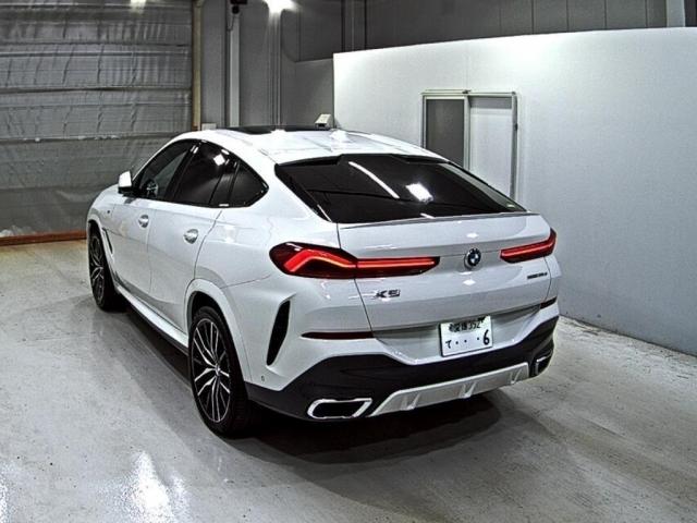 Import and buy BMW X6 2020 from Japan to Nairobi, Kenya
