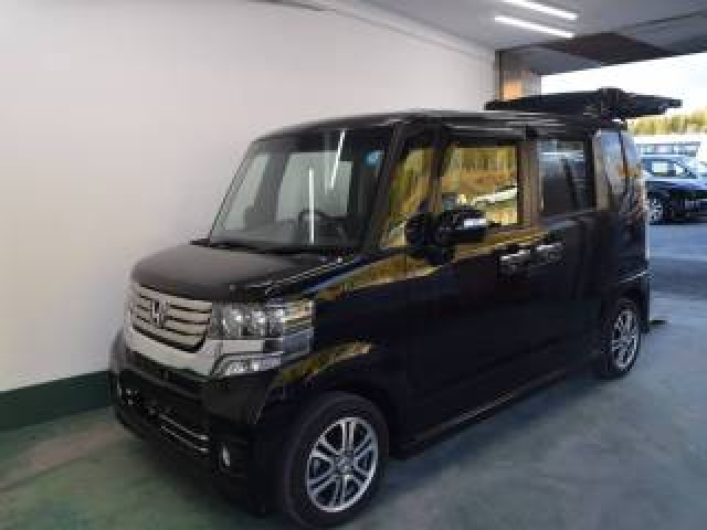Import and buy HONDA N BOX PLUS 2014 from Japan to Nairobi, Kenya