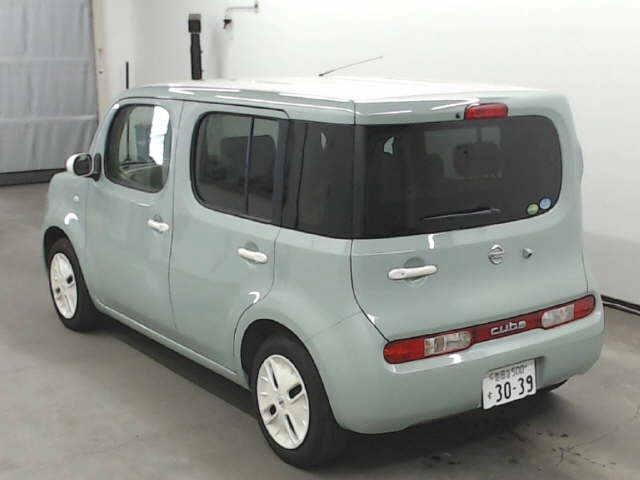 Nissan Cube 2018
