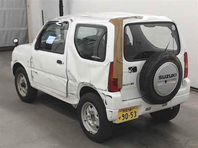 Import and buy SUZUKI JIMNY 2017 from Japan to Nairobi, Kenya