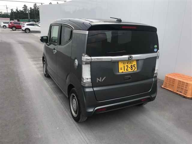 Import and buy HONDA N BOX SLASH 2014 from Japan to Nairobi, Kenya