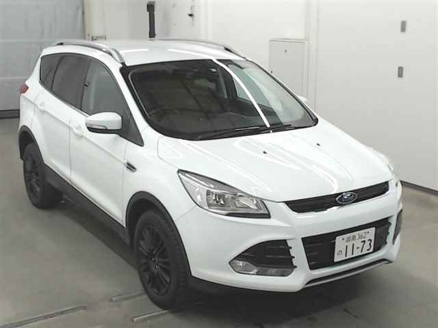 Import and buy FORD KUGA 2014 from Japan to Nairobi, Kenya
