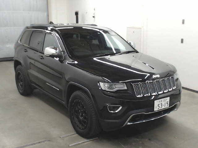 Import and buy CHRYSLER JEEP GRAND CHEROKEE 2014 from Japan to Nairobi, Kenya