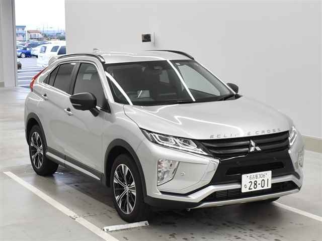 Import and buy MITSUBISHI ECLIPSE CROSS 2019 from Japan to Nairobi, Kenya