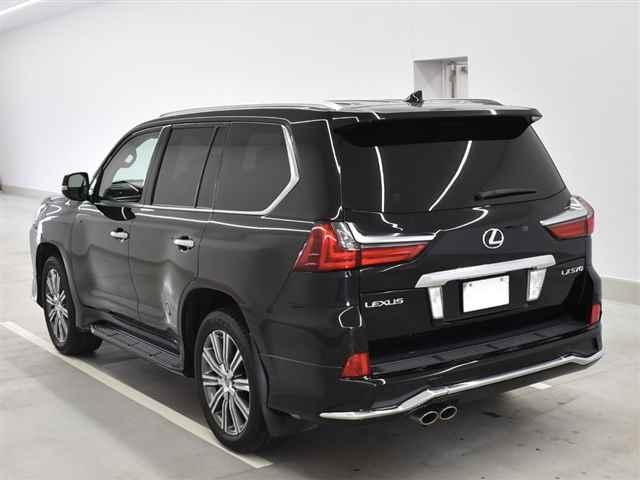 Import and buy LEXUS LX 2017 from Japan to Nairobi, Kenya