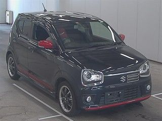 Import and buy SUZUKI ALTO TURBO RS 2015 from Japan to Nairobi, Kenya