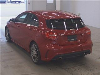 Import and buy MERCEDES BENZ A CLASS 2013 from Japan to Nairobi, Kenya