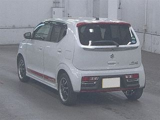 Import and buy SUZUKI ALTO TURBO RS 2018 from Japan to Nairobi, Kenya