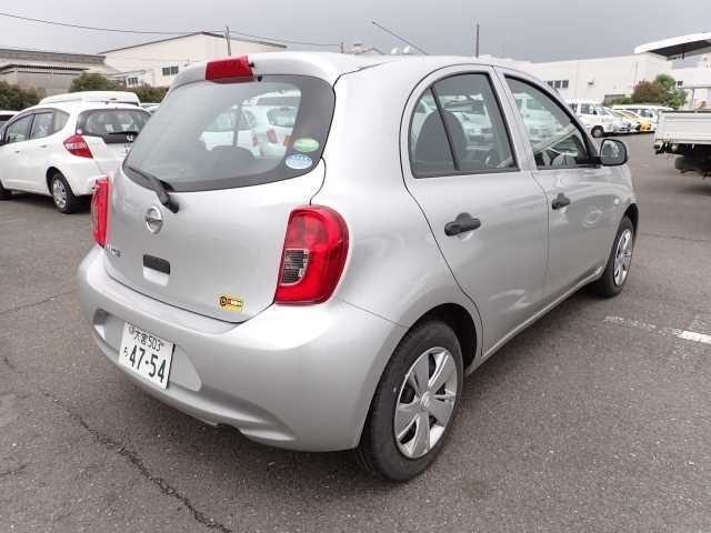 Import and buy NISSAN MARCH 2018 from Japan to Nairobi, Kenya