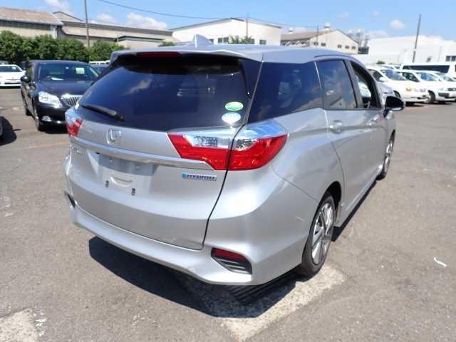 Import and buy HONDA SHUTTLE 2015 from Japan to Nairobi, Kenya