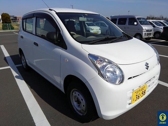 Import and buy SUZUKI ALTO VAN 2015 from Japan to Nairobi, Kenya