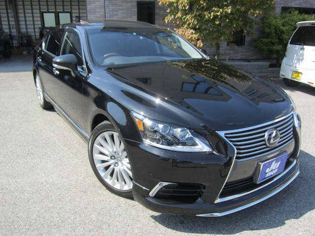 Buy/import LEXUS LS (2012) to Kenya from Japan auction