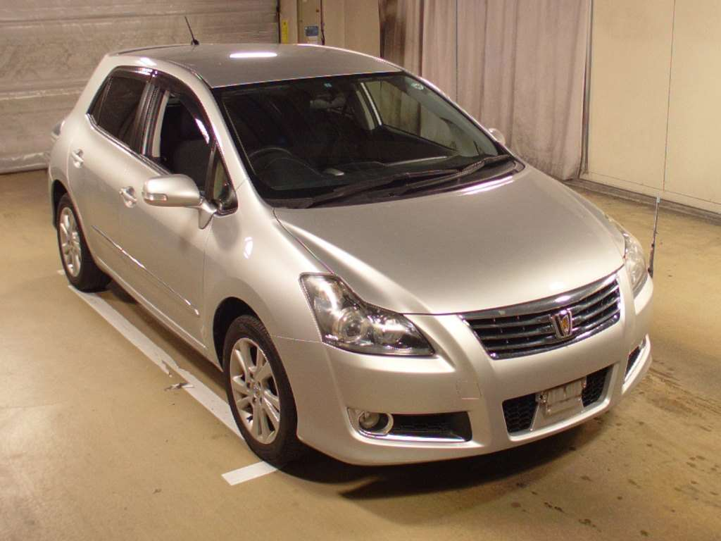 Buy/import TOYOTA BLADE (2012) to Kenya from Japan auction