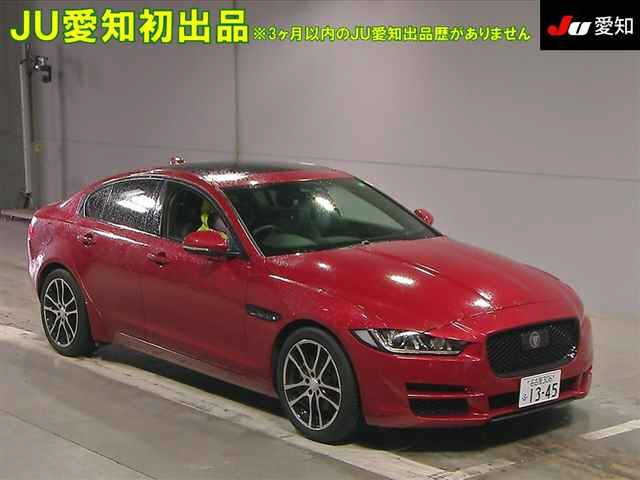 Import and buy JAGUAR XE 2017 from Japan to Nairobi, Kenya