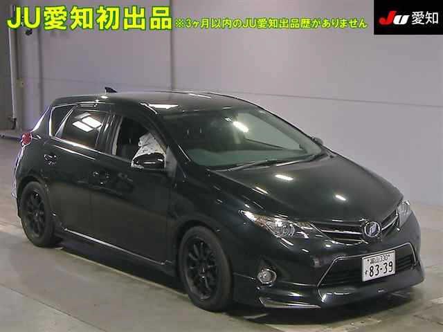 Import and buy TOYOTA AURIS 2014 from Japan to Nairobi, Kenya