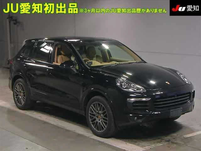 Import and buy PORSCHE CAYENNE 2018 from Japan to Nairobi, Kenya