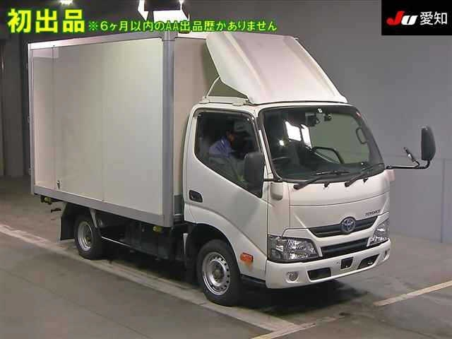 Import and buy TOYOTA TOYOACE 2017 from Japan to Nairobi, Kenya