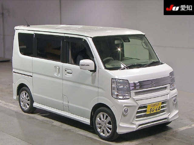Import and buy SUZUKI EVERY WAGON 2017 from Japan to Nairobi, Kenya