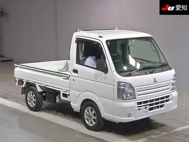 Import and buy MITSUBISHI MINICAB TRUCK 2016 from Japan to Nairobi, Kenya