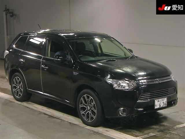 Import and buy MITSUBISHI OUTLANDER PHEV 2014 from Japan to Nairobi, Kenya